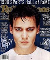 Rolling Stone Cover - 1998 - johnny-depp photo