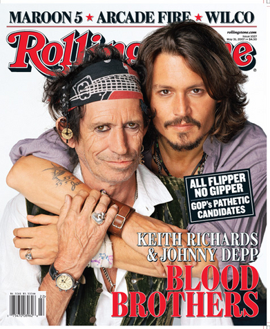 Rolling Stone Cover - 2007