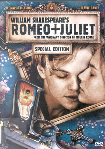 William Shakespeare wallpaper titled Romeo + Juliet (1996)