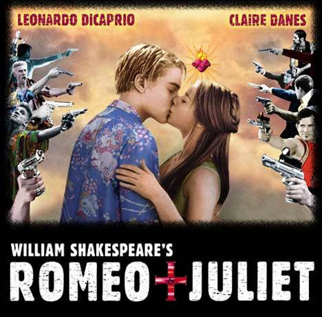 baz luhrman s romeo and juliet movie Shakespeare gets a hollywood make over in baz luhrmann's high-octane remake of romeo and juliet the australian director manages to combine an exciting mix of original shakespearean dialect and hollywood action, which together delivers a brilliant new concept to film making.