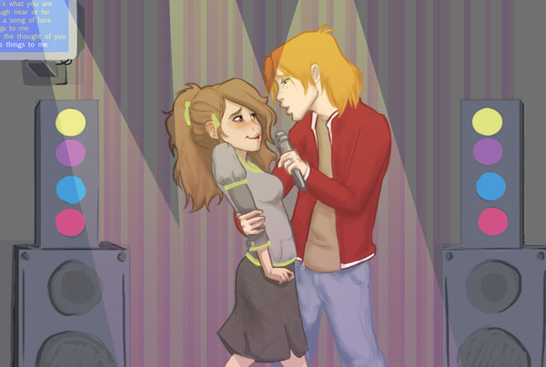 Ron and Hermione Karaoke