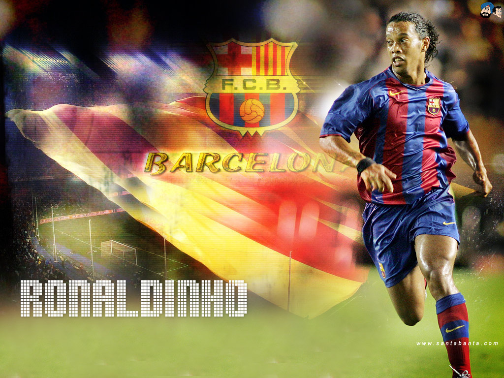 Soccer Images Ronaldinho Hd Wallpaper And Background Photos 411831
