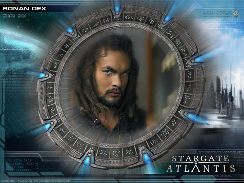 Ronon Dex - stargate-atlantis Wallpaper