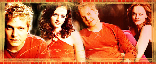 Rory and Logan Banner