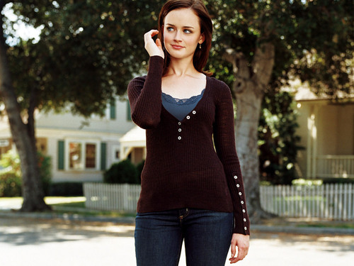 Gilmore Girls پیپر وال called Rory