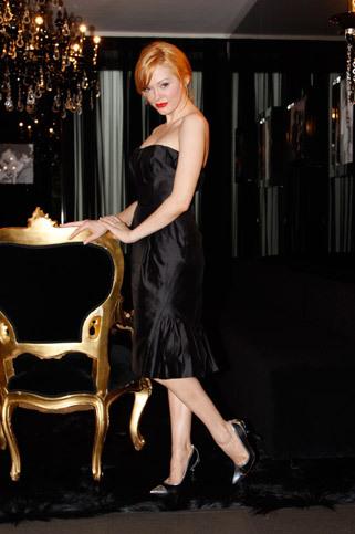 Rose Milan fashion week
