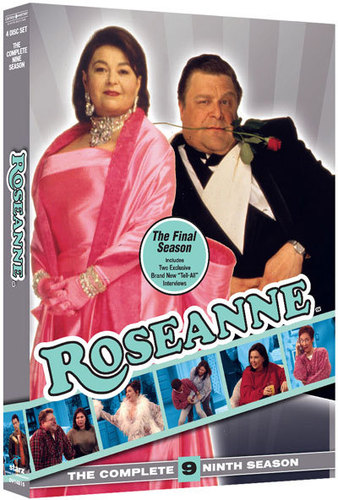 Roseanne achtergrond titled Roseanne Cast