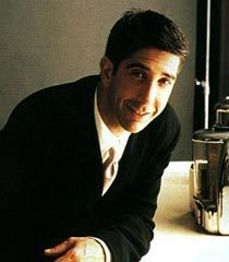 Ross Geller wallpaper entitled Ross =)