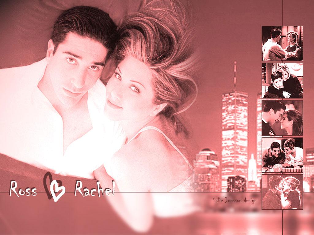 Ross&Rachel =) - ross-and-rachel wallpaper