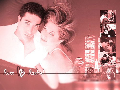 Ross and Rachel wallpaper called Ross&Rachel =)