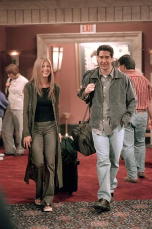 Ross and Rachel, Vegas
