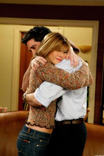 Ross and Rachel wallpaper called Ross and Rachel