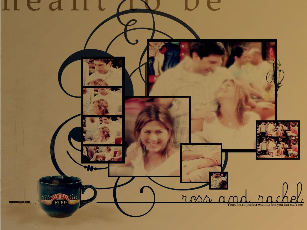 Ross and Rachel - ross-and-rachel wallpaper