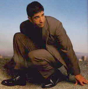 Ross Geller Hintergrund titled Ross