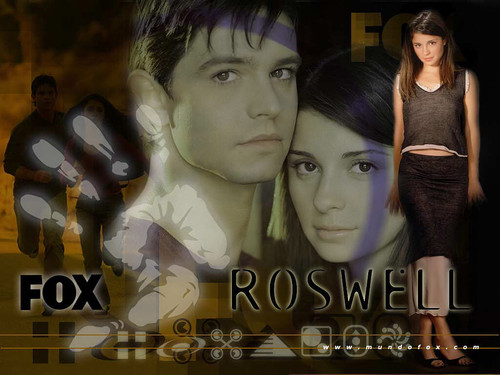 Roswell wallpaper entitled Roswell