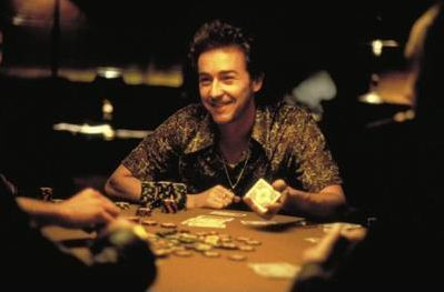Edward Norton wallpaper titled Rounders