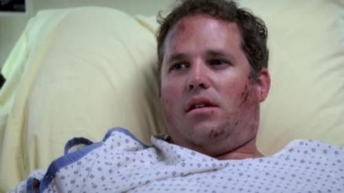 Roy on Grey's Anatomy