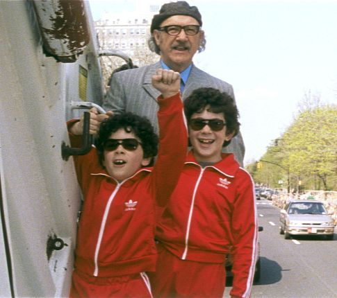 The Royal Tenenbaums wallpaper titled Royal, Ari & Uzi