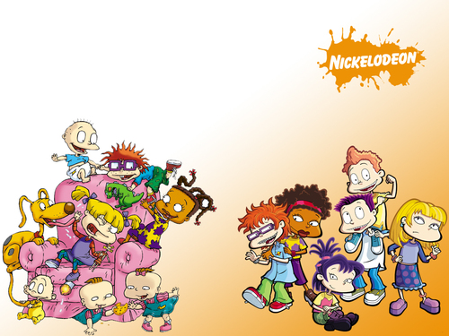 Rugrats - old-school-nickelodeon Wallpaper