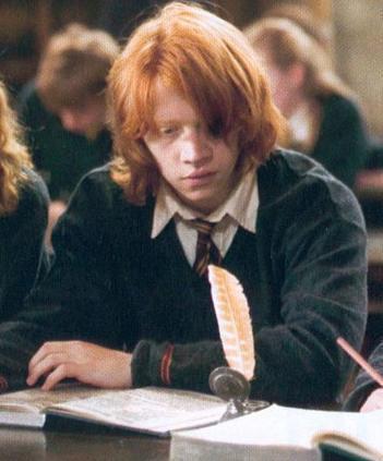 Rupert Grint (Ron)
