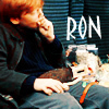 Rupert as Ron - rupert-grint Icon