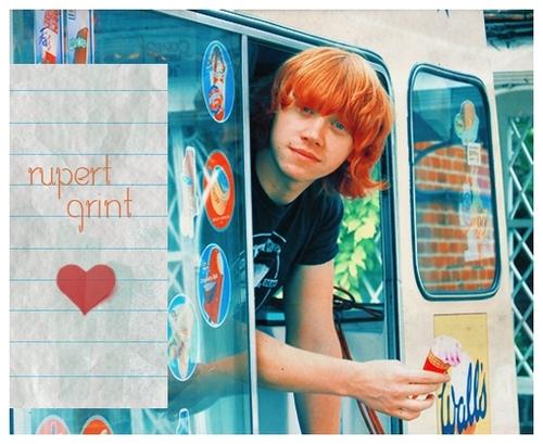 Rupert Grint wallpaper entitled Rupert