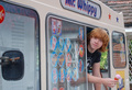 Rupert with Mr Whippy - rupert-grint photo
