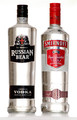 Russian and Smirnoff - vodka photo
