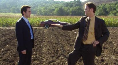 Ryan & Dwight