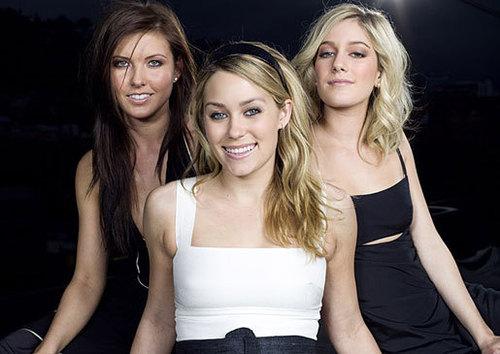 S1: Lauren, Audrina, Heidi