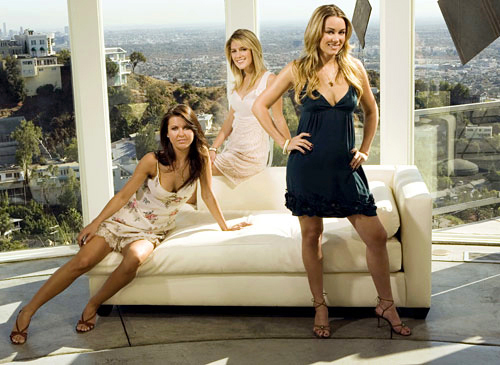 The Hills wallpaper called S2: Lauren, Audrina, Heidi