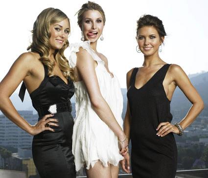 S3: Lauren, Audrina, Whitney