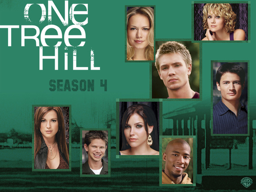 One Tree Hill wallpaper called S4 DVD Wallpaper (2)