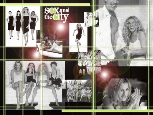 Sex and the City wallpaper called SATC