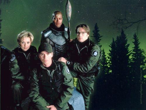 SG1 Team (2)