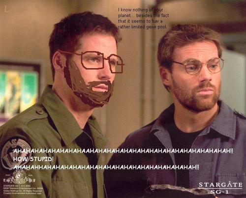 Stargate wallpaper titled SG1