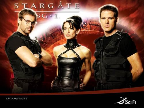 Stargate wallpaper entitled SG1
