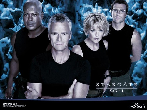 Stargate wallpaper entitled SG1