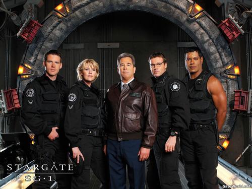 Stargate wallpaper called SG1