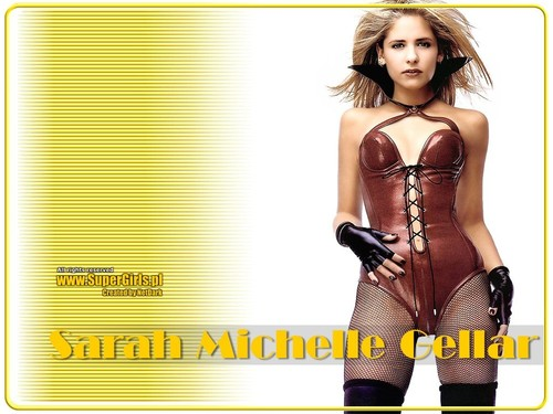 Sarah Michelle Gellar wallpaper titled SMG