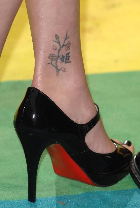 Buffy Tattoo Designs