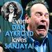Dan Aykroyd Loves Sanjaya