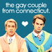 The Gay Couple from Connecticut