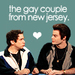 The Gay Couple from New Jersey