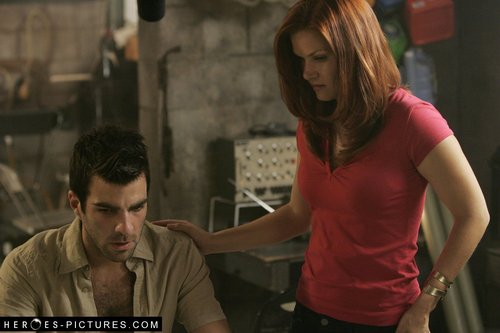 SYLAR and Betty