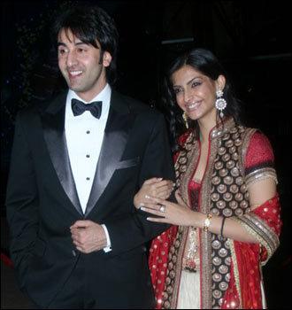Ranbir & Sonam Saawariya Prem