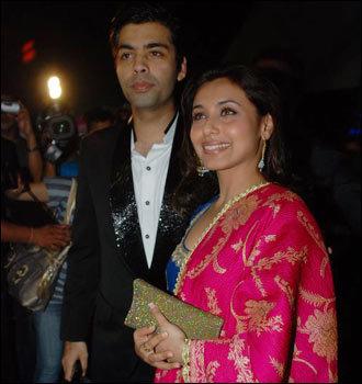 Rani & Karan Saawariya Prem