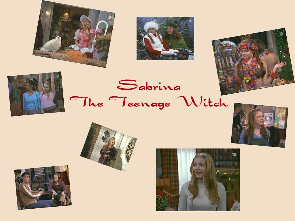sabrina-the-teenage-witch  Sabrina The Teenage Witch Wallpaper