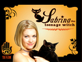 Sabrina the Teenage Witch - sabrina-the-teenage-witch wallpaper
