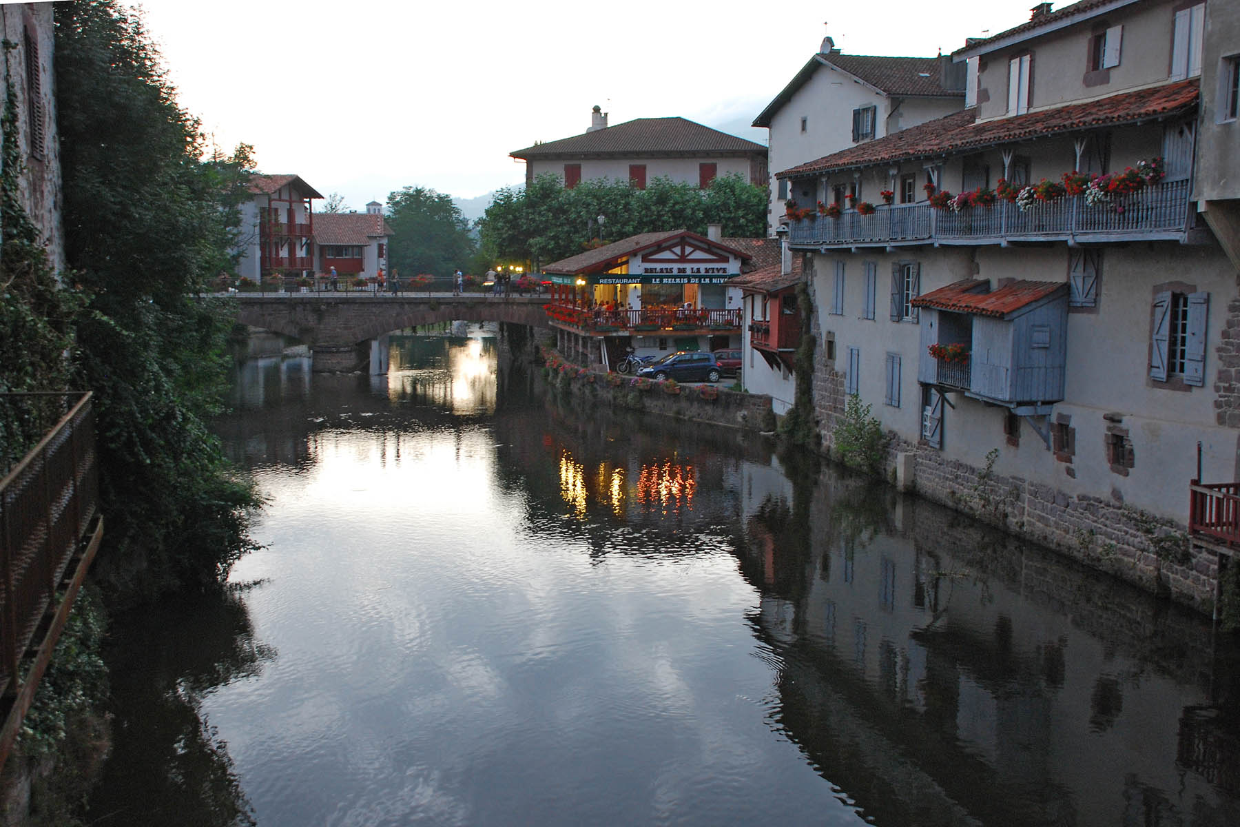 Saint jean pied de port france photo 694620 fanpop - Train from paris to st jean pied de port ...